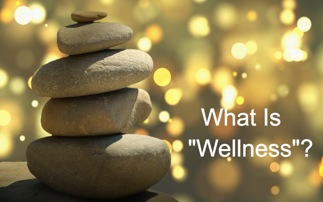 """What Is """"Wellness"""""""